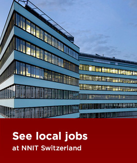 Check out vacancies at NNIT Switzerland